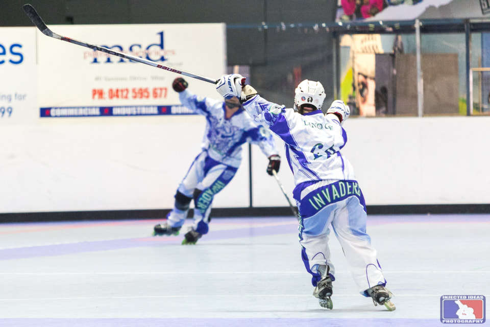 Inline Hockey - STADIUM 34